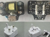 三星充电器PCB板