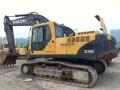 山西个人二手沃尔沃240挖掘机转让,二手沃尔沃240挖掘机