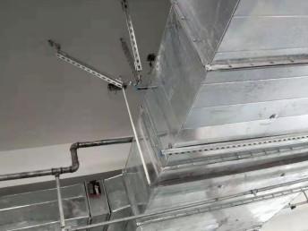 浩威抗震支架安装