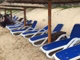 水上游乐躺椅躺床折叠躺椅沙滩躺椅躺床