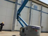 莱州出租自行式升降机 折臂式升降机租赁