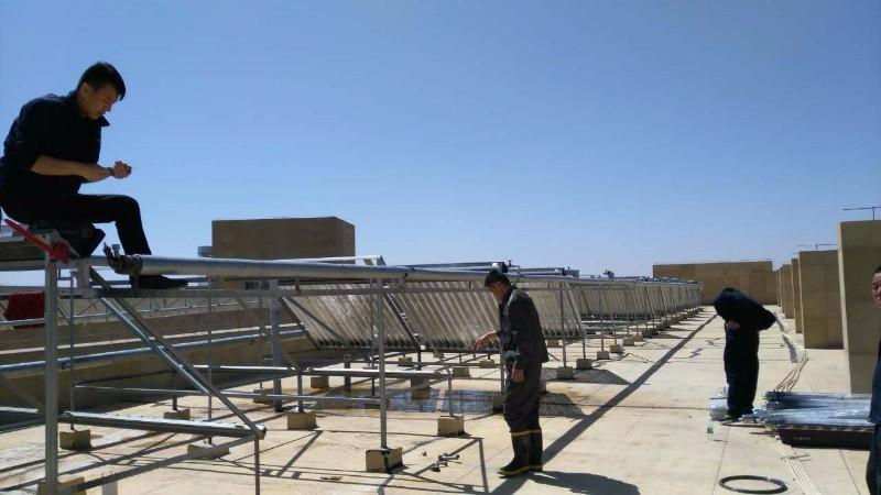 新疆乌鲁木齐宾馆酒店洗浴中心热水管道水碱水垢清洗疏通方法步骤