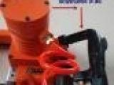 乐山手持式气动切割锯U型钢切割机