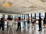 臨平里學舞蹈好中都華翎舞蹈培訓專業成人舞蹈培訓
