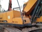 转让 挖掘机三一重工工地一手干活215挖机