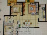 浐灞半岛2室2厅1卫90平全明简装房800元出租浐灞半岛