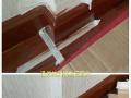 楼梯防盗门油漆维修