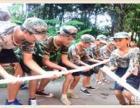 深圳地区金牌机构组织夏令营活动的展示平台