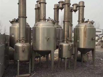 多效蒸发器回收-降膜蒸发器回收