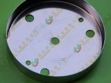 供应五金吸顶配件 LED面板灯五金件 吸顶底盘 吸顶器 八角盘