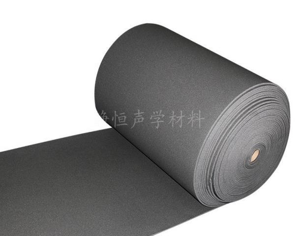 浮筑楼板隔音减震垫 地面5mm发泡隔音垫厂家