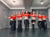 西安东郊地铁口成年人肚皮舞入门舞蹈培训班