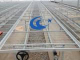 移动温室苗床-采用铝合金边框整体热镀锌工艺博超