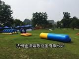 杭州室外家庭游园会充气障碍淘气堡活动设备出租