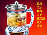 联创 玻璃养生壶DF-EP0806M 保健煎中药壶煮茶器 养身电热 保健壶