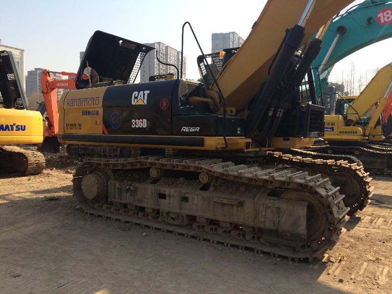 眉山二手挖掘机市场:卡特320D 323D 336D挖掘机