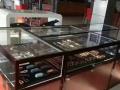 精品玻璃柜烤漆柜手机配件槽板柜红酒柜化妆品柜收银台