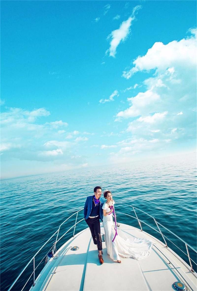 同一种幸福,不一样的浪漫 临沂海之礼婚纱摄影