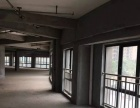 宏远网络实地考察安庆七街附近毛坯写字楼对外出租