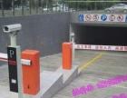 专业道闸安装维修停车场不停车进出车牌识别进出管理