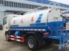 东风10吨洒水车 2-15吨吸粪车吸污车高压清洗车三轮吸粪车1年0.1万公里3.2万