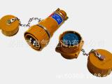100A防水插头插座、100A防爆插头插座、100A三相四线插头