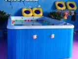 山东婴儿泳池设备厂家定制室内组装池设备可定制泳池设备