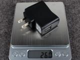 蓝牙耳机USB充电头批发 手机usb通用充电器电源适配器 带IC