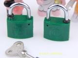挂锁防水防盗防撬 塑钢锁体电镀钢铁锁钩 户外箱锁头电力表箱锁具