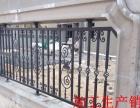制作铁艺门铝艺门铁艺护栏铝艺护栏锌钢护栏铸铁护栏