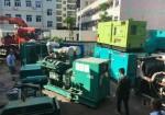 酒泉本地柴油发电机出租+应急静音发电车租赁中心