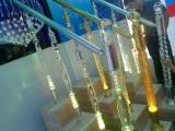 水晶楼梯立柱及扶手