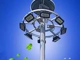 冬季昆明太阳能路灯灯亮时间短究其原因,刨根问底