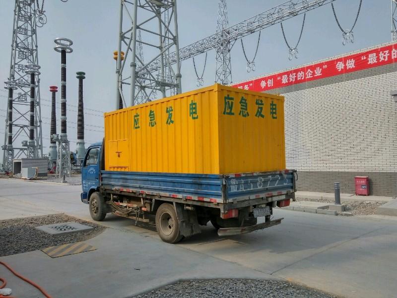 济南德振静音发电机出租 10KW-2000KW
