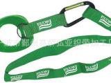 厂家供应绿色吊绳吊带 优质丙纶瓶扣带