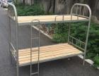 铁床厂直销加厚双层床成人高低床员工宿舍钢的架子床出售全新