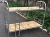 合肥出售全新上下铺铁床双层床铁架学生高低床成人员工宿舍床