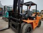 上海二手叉车市场高价回收大小吨位叉车各种型号二手叉车