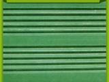 供应高品质绿色条纹橡胶板 工业绿色防滑橡胶板
