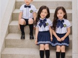涪陵中小学生小洋装,涪陵校服生产设计