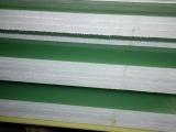 水绿色玻纤板 水绿色玻纤棒