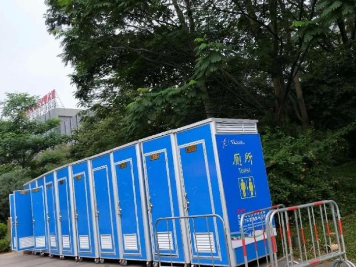 惠州出售工地厕所 移动厕所租赁