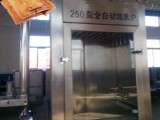 烟熏豆腐干设备价格 豆干烟熏炉图片