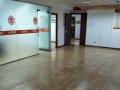 市中区临园商务时代大厦办公装玻璃门190平有钥匙看