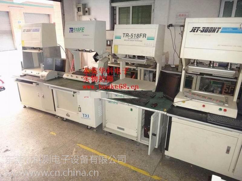 供应 二手ICT TR518FR 线路板测试仪