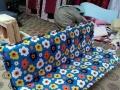 全新布艺沙发床