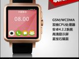 2014新款N8 智能手表 安卓wifi蓝牙手表手机 3G腕表手