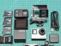 出租GOPRO运动相机三轴云台稳定器等设备