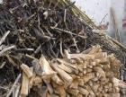 高价回收柴火木柴:如稻谷 杂木 家具边角料报废方木