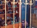 佛教法器法门寺双轮十二环禅杖锡杖
